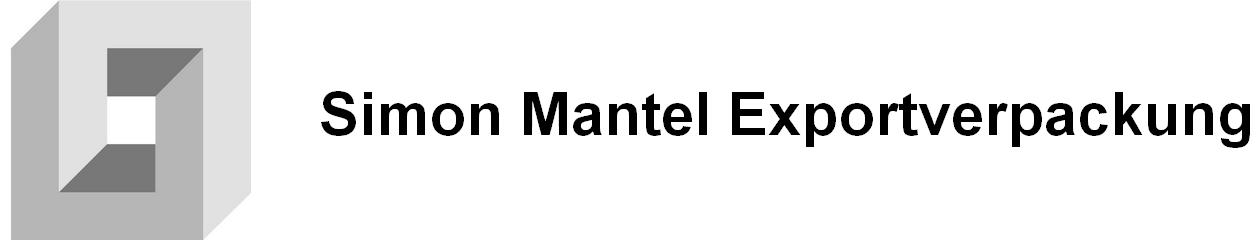 Simon Mantel Exportverpackung